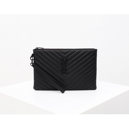 Yves Saint Laurent AAA Wallets #765021