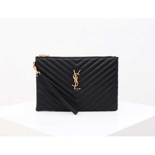 Yves Saint Laurent AAA Wallets #765022