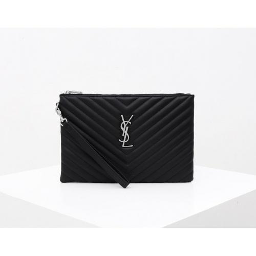 Yves Saint Laurent AAA Wallets #765023