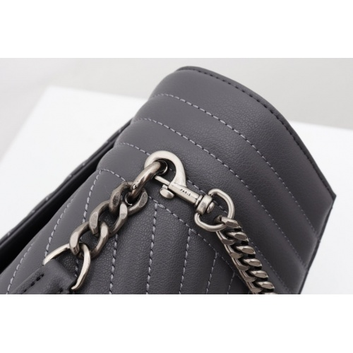Replica Yves Saint Laurent YSL AAA Messenger Bags #765041 $101.85 USD for Wholesale