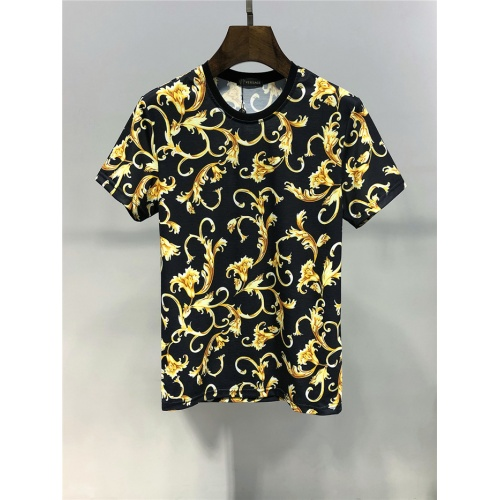 Versace T-Shirts Short Sleeved O-Neck For Men #765137