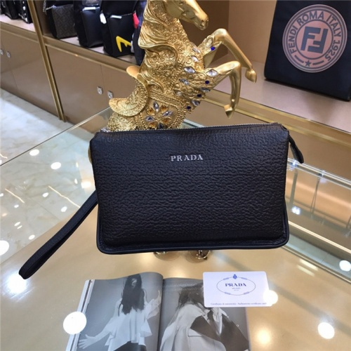 Prada AAA Man Wallets #765307