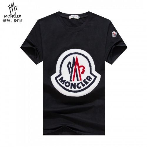Moncler T-Shirts Short Sleeved O-Neck For Men #765315 $22.31, Wholesale Replica Moncler T-Shirts