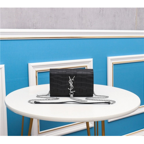Yves Saint Laurent YSL AAA Quality Messenger Bags For Women #765473 $73.72, Wholesale Replica Yves Saint Laurent YSL AAA Messenger Bags