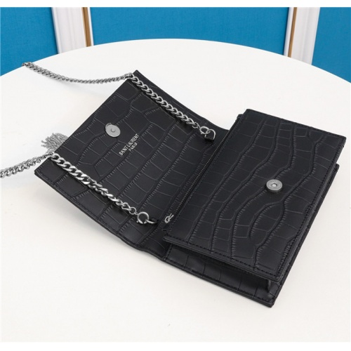 Replica Yves Saint Laurent YSL AAA Quality Messenger Bags For Women #765473 $73.72 USD for Wholesale