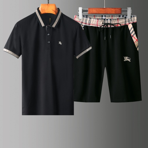 Burberry Tracksuits Short Sleeved Polo For Men #765520