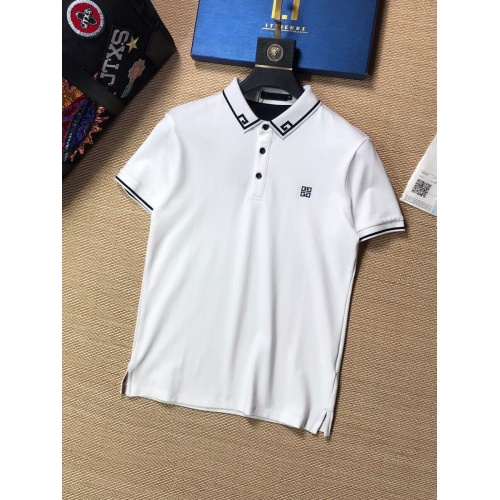 Givenchy T-Shirts Short Sleeved Polo For Men #765600