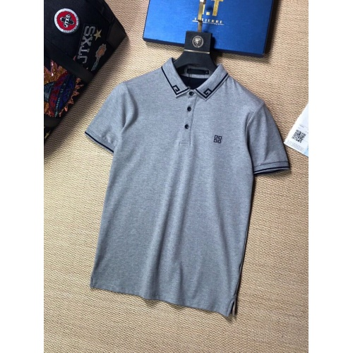 Givenchy T-Shirts Short Sleeved Polo For Men #765602 $36.86 USD, Wholesale Replica Givenchy T-Shirts