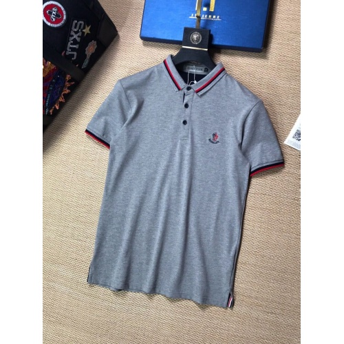 Moncler T-Shirts Short Sleeved Polo For Men #765606