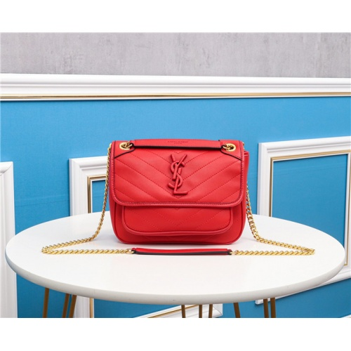 Yves Saint Laurent YSL AAA Quality Messenger Bags For Women #765691