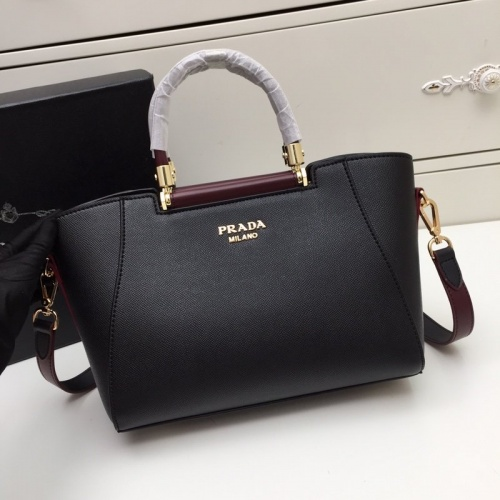 Prada AAA Quality Handbags For Women #765743