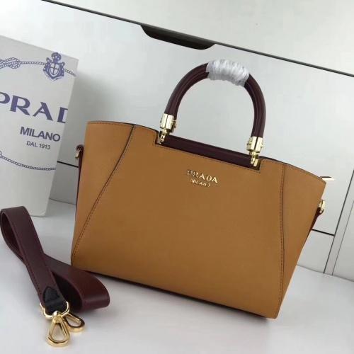 Prada AAA Quality Handbags For Women #765754