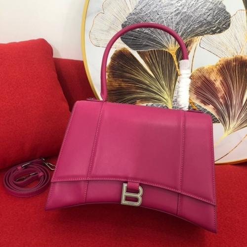 Balenciaga AAA Quality Handbags For Women #765807 $102.82 USD, Wholesale Replica Balenciaga AAA Quality Handbags