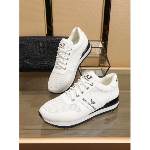 Armani Casual Shoes For Men #765843
