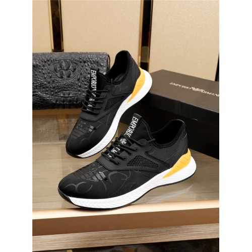 Armani Casual Shoes For Men #765855