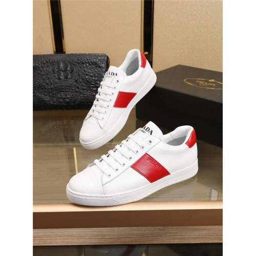 Prada Casual Shoes For Men #765860