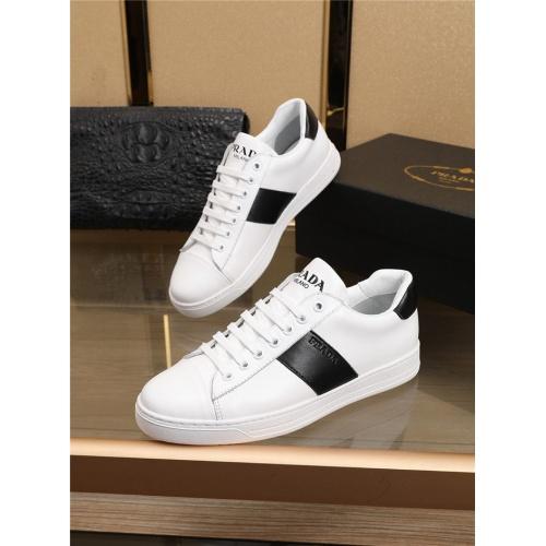 Prada Casual Shoes For Men #765862