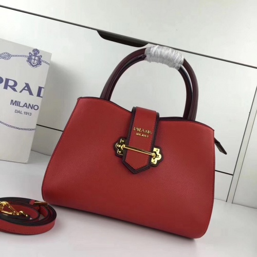 Prada AAA Quality Handbags For Women #765889