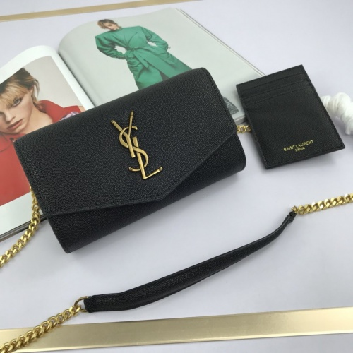 Yves Saint Laurent YSL AAA Quality Messenger Bags For Women #765898