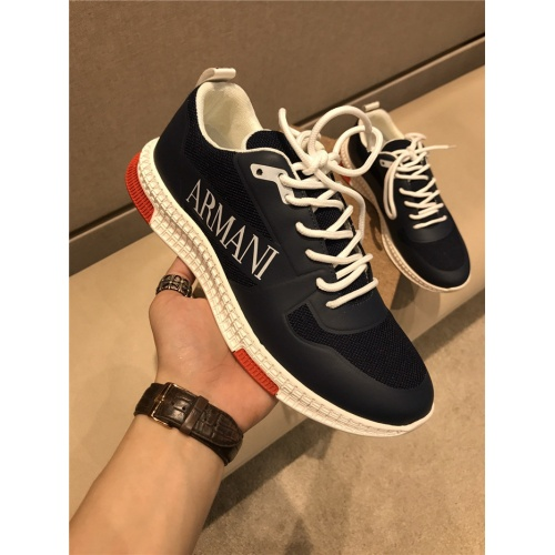 Armani Casual Shoes For Men #765903