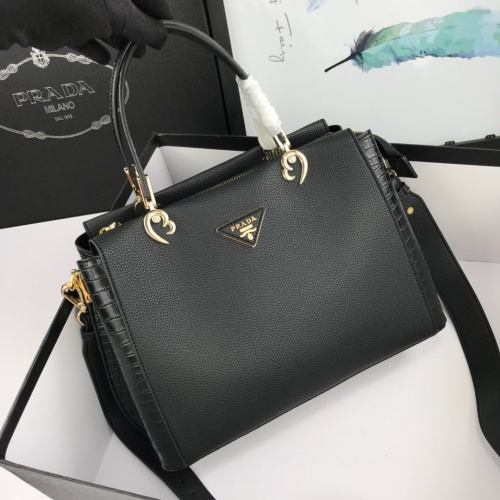 Prada AAA Quality Handbags For Women #766002