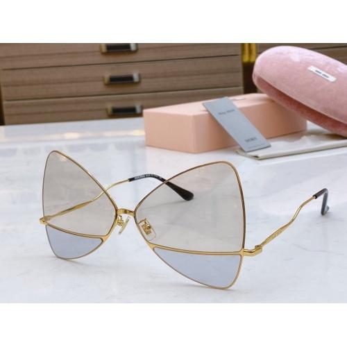 MIU MIU AAA Quality Sunglasses #766153