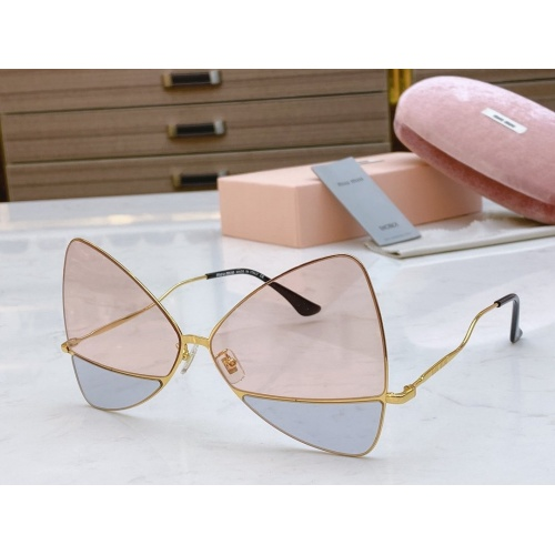 MIU MIU AAA Quality Sunglasses #766154