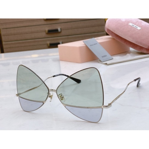 MIU MIU AAA Quality Sunglasses #766155