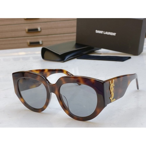 Yves Saint Laurent YSL AAA Quality Sunglassses #766166