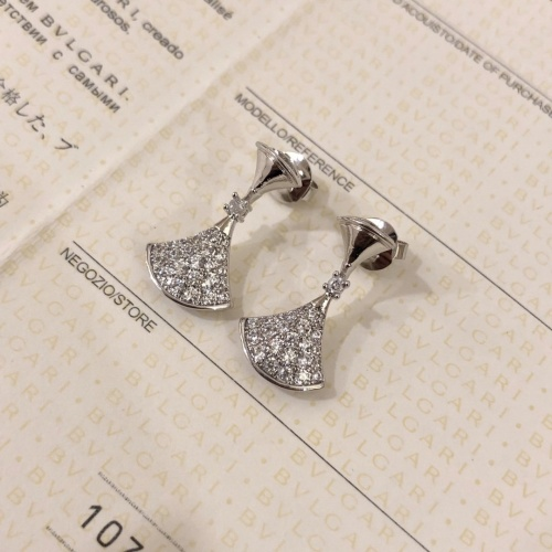 Bvlgari Earrings #766194 $36.86, Wholesale Replica Bvlgari Earrings