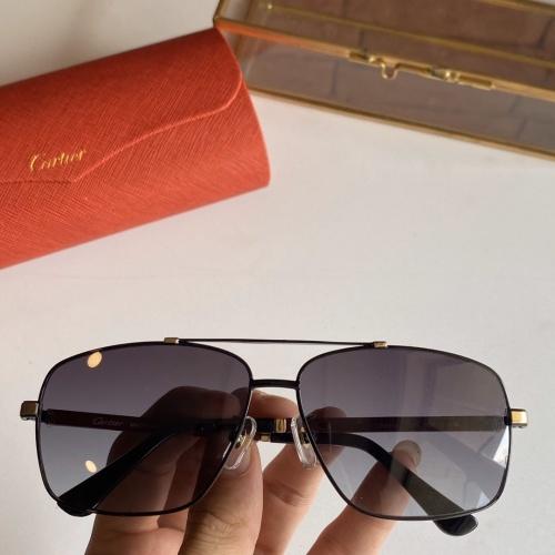 Cartier AAA Quality Sunglasses #766206