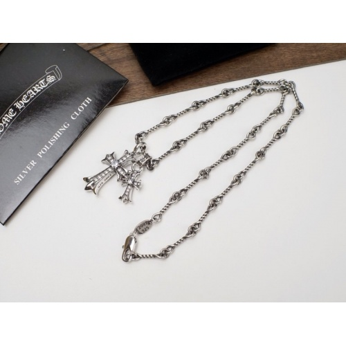 Chrome Hearts Necklaces #766226 $43.65 USD, Wholesale Replica Chrome Hearts Necklaces