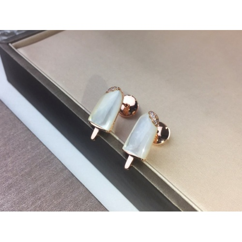 Bvlgari Earrings #766285 $31.04, Wholesale Replica Bvlgari Earrings
