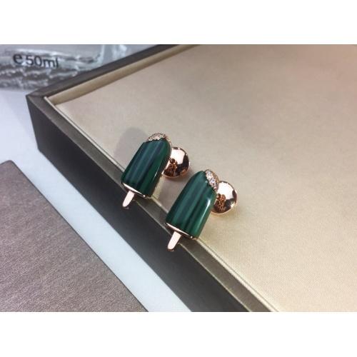 Bvlgari Earrings #766286 $31.04, Wholesale Replica Bvlgari Earrings