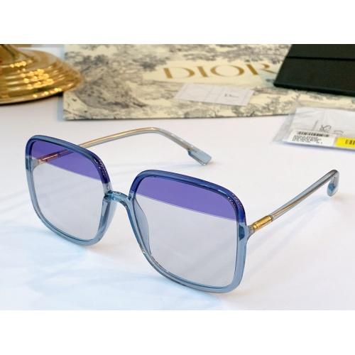 Christian Dior AAA Quality Sunglasses #766297
