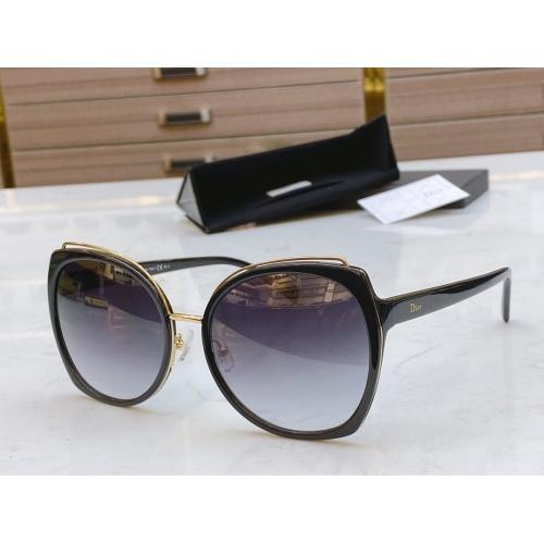 Christian Dior AAA Quality Sunglasses #766300