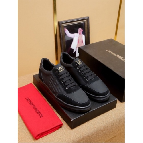 Armani Casual Shoes For Men #766359