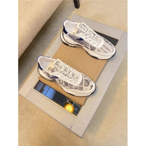 Christian Dior Casual Shoes For Men #766425