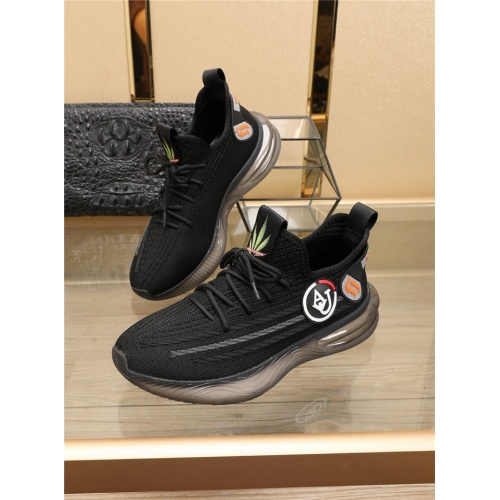 Armani Casual Shoes For Men #766558