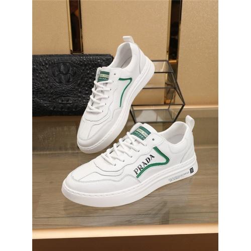 Prada Casual Shoes For Men #766561