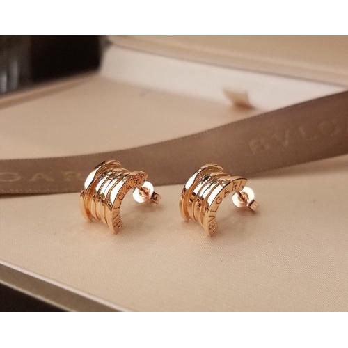 Bvlgari Earrings #766616 $26.19, Wholesale Replica Bvlgari Earrings