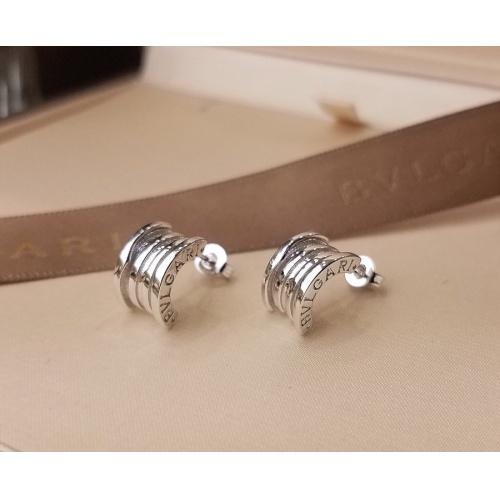 Bvlgari Earrings #766617 $26.19, Wholesale Replica Bvlgari Earrings
