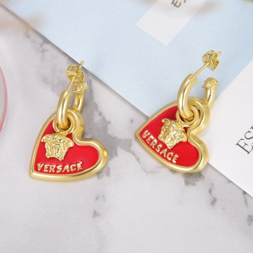 Versace Earrings #766666