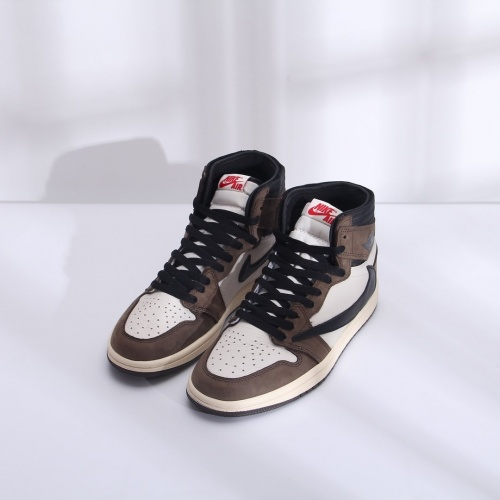 Air Jordan 1 High Tops Shoes For Men #766690