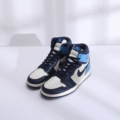 Air Jordan 1 High Tops Shoes For Men #766691