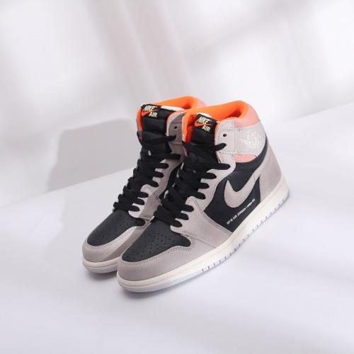 Air Jordan 1 High Tops Shoes For Men #766697
