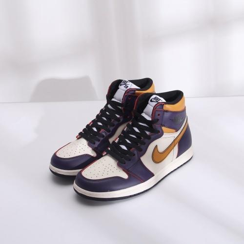 Air Jordan 1 High Tops Shoes For Men #766699