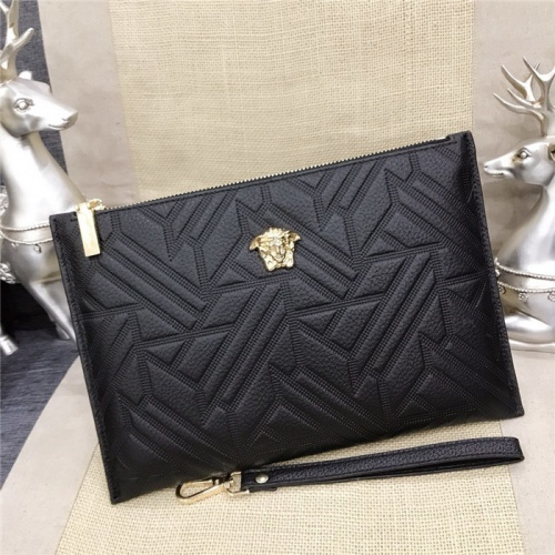 Versace AAA Man Wallets #766772