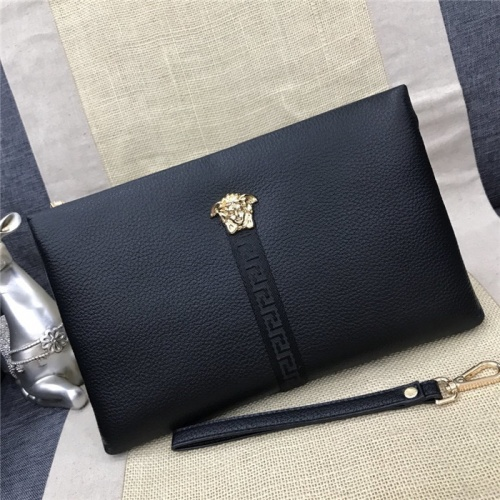 Versace AAA Man Wallets #766830