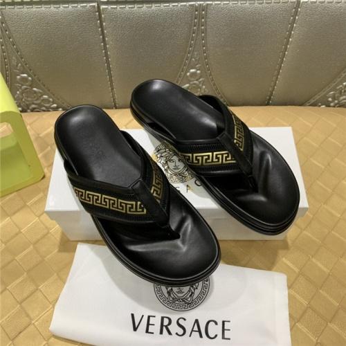 Versace Slippers For Men #767040